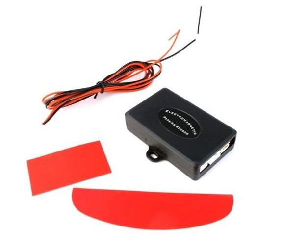 Elektromagnetyczne czujniki parkowania cofania LAGO CP221EM