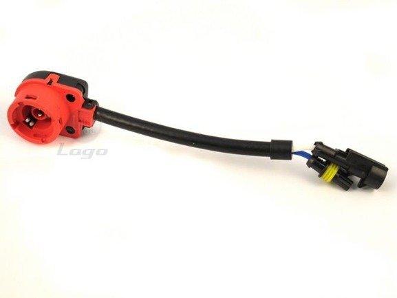 Adapter D2S D2R przewód zasilający kabel HID XENON