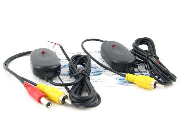 Bezprzewodowy moduł do kamery cofania, transmiter sygnału video WiFi do 50 metrów zasięgu
