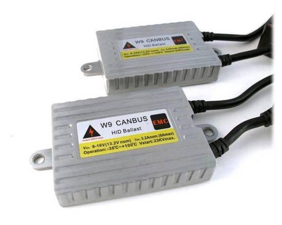 Cyfrowy zestaw HID CAN BUS PRO II H1, H7 do aut po 2010 roku
