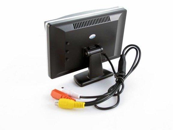"""Monitor wyświetlacz LCD 5"""" do kamer cofania CP550"""