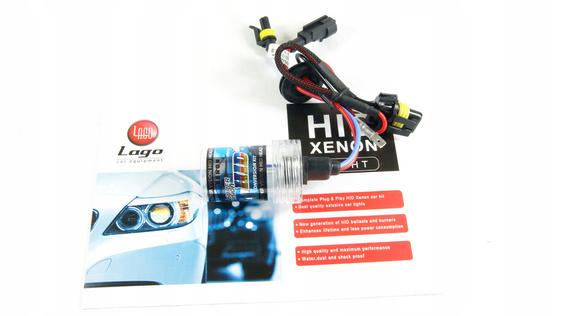 Zestaw HID xenon H7 AC SLIM