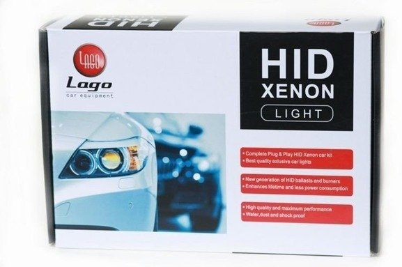 Zestaw Xenon D2S, HID B01