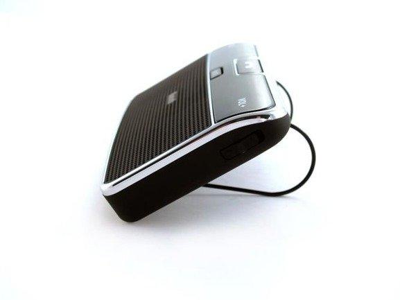Zestaw głośnomówiący Bluetooth 4.0 na 2 telefony